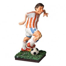 "Guillermo Forchino ""The football player """