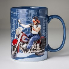 "Guillermo Forchino ""Mug The Motorbike"""