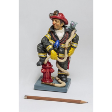 "Guillermo Forchino ""The Firefighter / le Sapuer-Pompier"" Small"