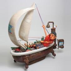 """Guillermo Forchino """"Ship Ahoy / Navire en Vue"""""""