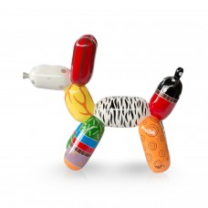 Balloon Dog Multicolor middel