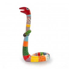 Snake Standing Large Multi Color